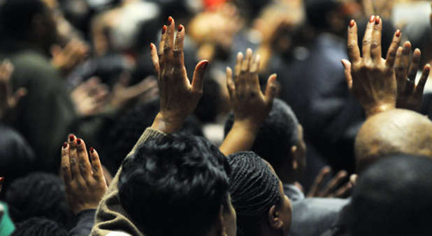 embracing the spirit s power in the african american church